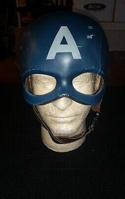Captain America die Erste Rächer Helm Maske Wasserfallausschnitt - Erste Rächer Kostüm
