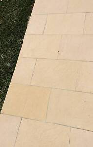 Amber Panorama Sands Pavers, approximatly 2.5 square metres Concord Canada Bay Area Preview