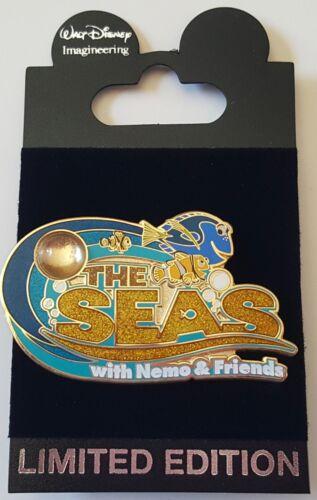 Disney WDI The Seas with Nemo and Friends Pin LE 300