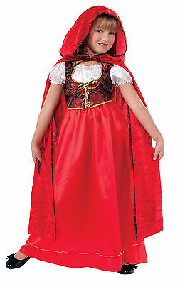 Little Designer - Li'l Red Riding Hood Child Costume