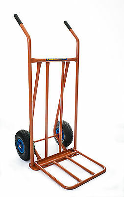 Tough Sack Trolley Truck Barrow 150kg Ex Toe Pneumatic Tyres OT1015 UK Warranty