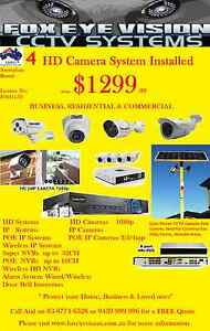 CCTV Camera Security System HD Complete Package 4-8-16-24-32CH Narre Warren Casey Area Preview