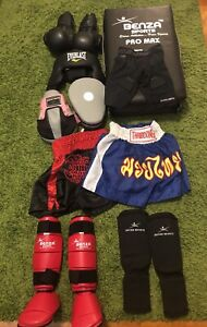 Kid's kick-boxing gear - offer a donation