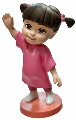 Boo Monsters Inc (Disney Monsters Inc Animators' Collection Boo 3-Inch PVC Figure [Toddler)