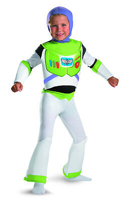 Toy Story - Buzz Lightyear Deluxe Child Costume](Buzz Lightyear Deluxe Costume)