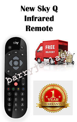 Sky Q Remote Infrared (Brand New)