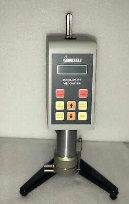 Brookfield Hb Dviicp High Viscosity Calibration Digital Viscometer Stand Wrty
