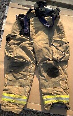 Lion Turnout Bunker Pants Fire Fighting Firefighter Gear 44l