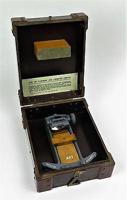 Pattern 1152 Azimuth Circle - Instrument für Sextant