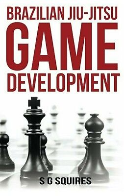 Brazilian Jui-Jitsu Game Development - BJJ book - jiu jitsu grappling MMA