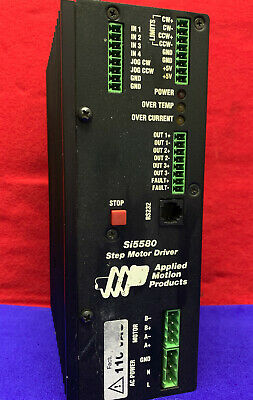 Applied Motion Products Si5580 Step Motor Driver