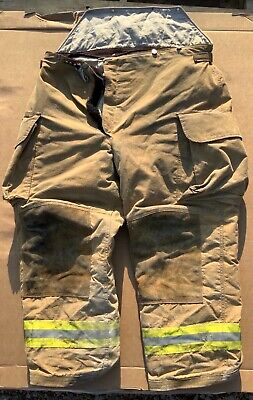 Lion Turnout Bunker Pants Fire Fighting Firefighter Gear 44r
