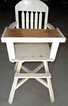 Vintage Baby High Chair Tamworth 2340 Tamworth City Preview