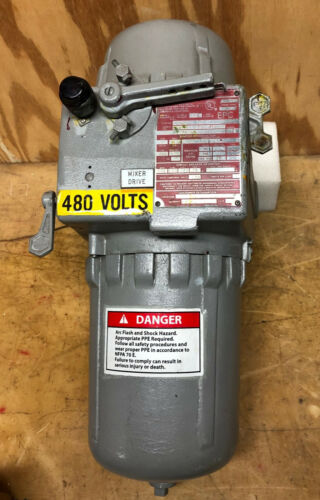 Crouse Hinds Cutler Hammer EPC 87  Explosion Proof Combination Motor Starter