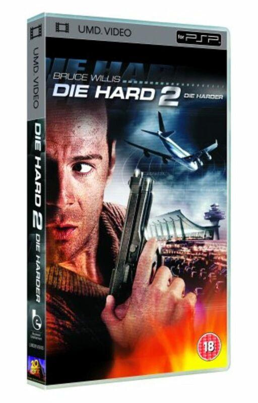 Die Hard 2 Die Harder For PSP UMD Brand New 6E