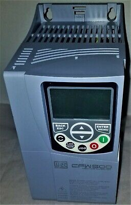 Weg 11575839 Variable Frequency Drive Cfw500 Vector Inverter Cfw500a04p3t4nb20