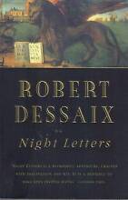 NIGHT LETTERS-ROBERT DESSAIX VGC COLLECT OR C AN POST AT COST Hughesdale Monash Area Preview
