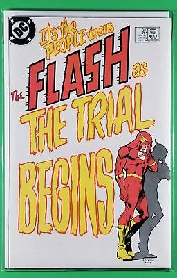 The Flash [1st Series] #340 (DC, December 1984)