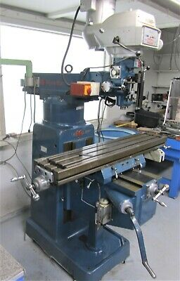 Kv3 Atrump Manual Knee Mill In Supurb Condition.
