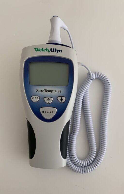 Welch Allyn 692 Thermometer Sure Temp PLUS With 2 Box Of 25 Probe Covers