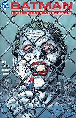 BATMAN-DARK KNIGHT:DER LETZTE KREUZZUG-VARIANT  lim.200  JIM LEE (DK 3 #4) JOKER
