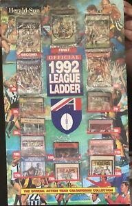 Afl 1992 League Ladder