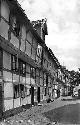 Bg32471 Detmold Adolfstrasse  Germany  Cpsm 14X9cm