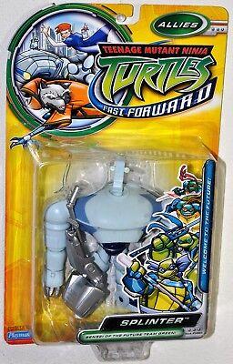 Teenage Mutant Ninja Turtle Names (Teenage Mutant Ninja Turtles Fast Forward Serling with Splinter Name MOC)