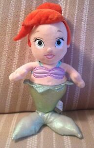 Disney Babies The Little Mermaid Ariel Plush