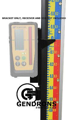 Topcon Ls-100d Laserlinelenker Grade Rod Bracketlaser Receiverb1-la