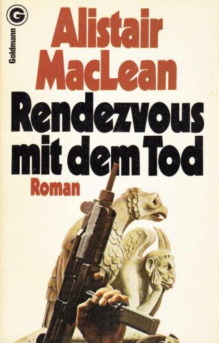 ALISTAIR MacLEAN Rendezvous mit dem Tod (Action-Thriller – Karibik-Kreuzfahrt)