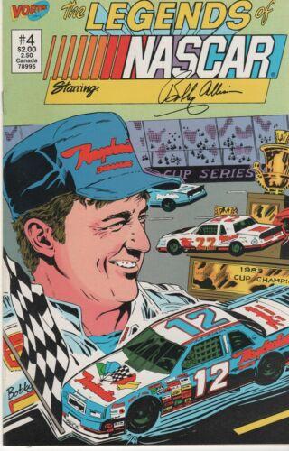10 LEGENDS OF NASCAR STARRING: BOBBY ALLISON........  FREE SHIPPING