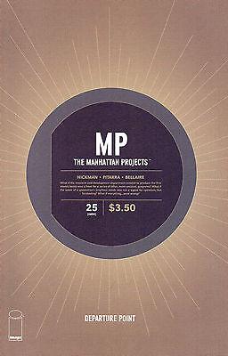 Manhattan Projects #25 (NM)`14 Hickman/ Pitarra