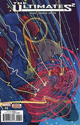 The Ultimates 2 #4 (NM)`17 Ewing/ Foreman  (1st Print)