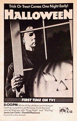 1978 Halloween > Trick Or Treat Comes One Night Early! > Michael Myers