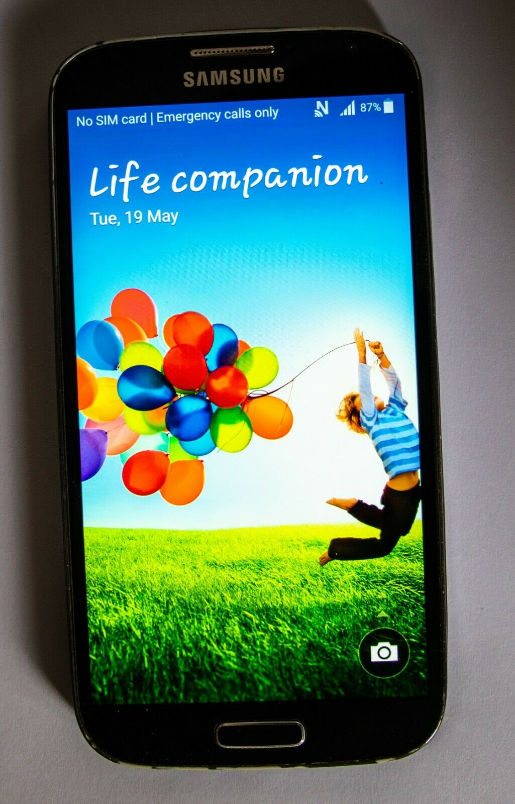 Android Phone - Samsung S4 GT-I9505 16Gb phone