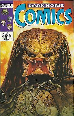 DARK HORSE COMICS #1 (PREDATOR) 1992