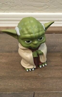 Disney Store Star Wars Yoda  Flashlight 5 inch