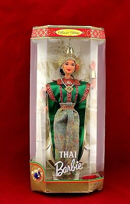 Thai Barbie Dolls of the World Collector Edition Doll 1994 New in Box