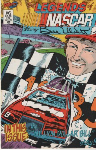 10 LEGENDS OF NASCAR STARRING:  BILL ELLIOTT............. FREE SHIPPING
