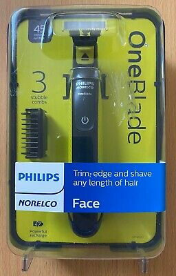 Philips Norelco Oneblade Hybrid Electric Trimmer and Shaver (QP2520/70)
