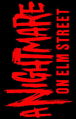 A NIGHTMARE ON ELM STREET Movie POSTER Horror Freddy Jason