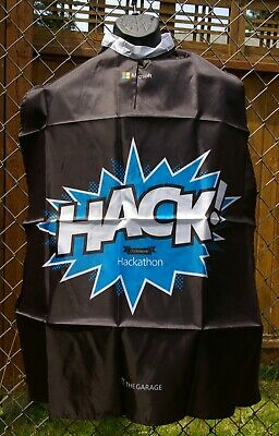 Microsoft Hack! Cape One Week Hackathon The Garage Computer Geek Costume - The Garage Halloween