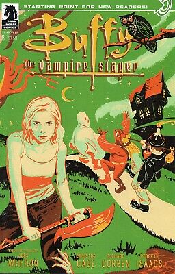 Buffy The Vampire Slayer Season 10 #8 (NM)`14 Gage/ Isaacs/ Corben (Cover A)