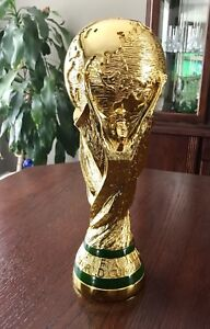 Official Size Replica - World Cup Trophy.