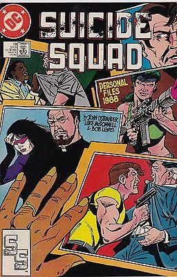 DC Comics! Suicide Squad! Issue 19!