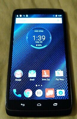 Verizon Wireless Unlocked Motorola XT1254 XT 1254 32GB Droid Turbo 4G LTE
