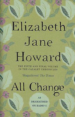 All Change BRAND NEW BOOK by Elizabeth Jane Howard (Paperback, 2014)