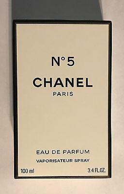 Chanel No  5 3 4Oz Womens Eau De Perfum Womens Edp Factory Sealed