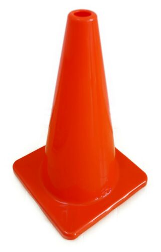 """5PCS 18"""" Inch Safety Road Traffic Cones 2.25 lb Parking Construction Emergency"""